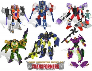 Transformers News: Transformers Collectors' Club Subscription Service 3.0 Round-Up