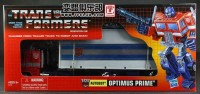 Transformers News: Reissue G1 Optimus Prime In-Package Images