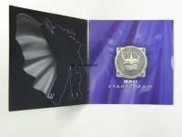 Transformers News: MP-11 Starscream Commemorative Coin Images