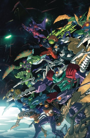 IDW January 2020 Transformers Comics Solicitations Features the Beast Wars and G1 Predacons