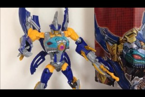 Transformers News: Video Review of Generations Voyager Sky-Byte