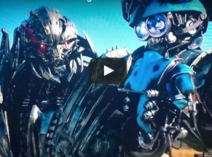 New Transformers: The Last Knight Trailer from Kids Choice Awards with New Megatron Scene