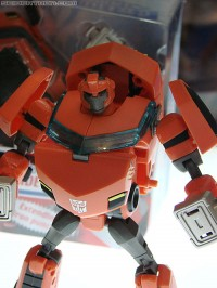 More Transformers Sightings - Animated Rodimus and Ironhide,  Speed Stars Bumblebee