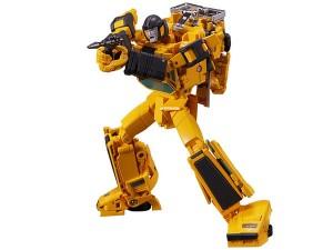 HobbyLinkJapan Sponsor News: Transformers Masterpiece MP-39 Sunstreaker, and other sci-fi items