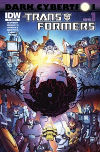 Transformers News: IDW Transformers November 2013 Solicitations - Dark Cybertron, Beast Hunters, Classics UK and More