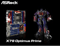 Transformers News: Optimus Prime and Bumblebee Themed Motherboards from ASRock
