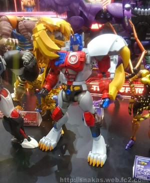 Transformers News: More Images From Tokyo Toy Show 2019 Masterpiece Display