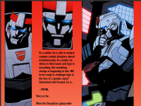 "Transformers News: ""Logic is the ultimate weapon.""- Transformers Spotlight Prowl Review"