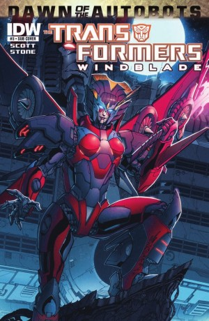 Transformers News: IDW Transformers: Windblade #3 Review