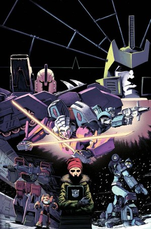 SDCC 2015 - IDW and Hasbro Panel Coverage - Ongoings, Redemption, and Sins of the Wreckers!