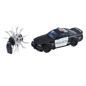 Transformers Movie Masterpiece MPM-5 Barricade Available for Pre-Order on Amazon
