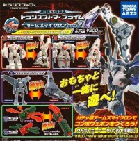 Transformers News: Color Image: Takara Transformers Prime Arms Micron Capsule Toys Wave 3