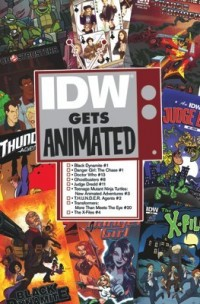 Transformers News: This September, IDW Gets Animated!