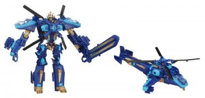 Transformers Age of Extinction Voyager Drift Video Review