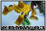 Transformers News: Crazy Devy Set #3 - Upgrade for ROTF EZ / Legend Devastator