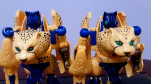 Pictorial Review of 2021 Beast Wars Cheetor Reissue with Comparisons to Original Release