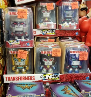 Transformers News: Ollie's Deals with On Line Exclusive Mighty Mugs, Cyberverse Thundercracker, Allspark Starter Packs