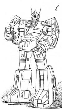 The Ark Addendum - Punch's Transformation - Spacepunch!