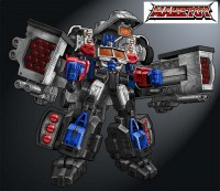 Transformers News: New Images of MakeToy Products - Powerglide(Bomber), Seaspray(Hover) and RTS G2 Optimus Prime Trailer