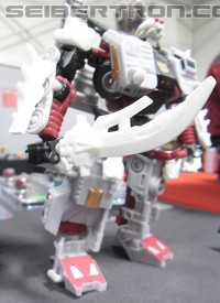 Transformers News: 9th Victoria Toy Fair Coverage - Headrobots Tauros