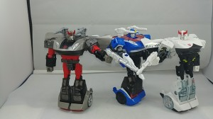 Video Reviews for Transformers Generations Selects Smokescreen and Hot Shot