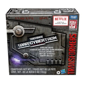 NETFLIX Transformers War for Cybertron Trilogy Spoiler Pack #2 Revealed