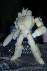 New X-Transbots Tyrant Protoype Images