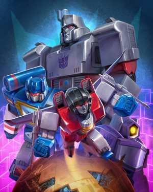 New Premium Prints for Transformers: The Definitive Collection - Milne, Su, Pitre Durocher, More
