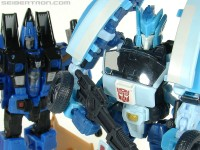 Transformers News: Even More New Galleries: Generations Blurr and Dirge