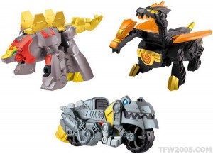 More Transformers Rescue Bots Toys Coming in Dinobot Adventures Line