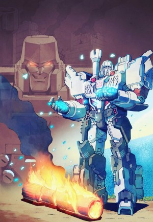 Transformers News: James Roberts talks IDW More Than Meets The Eye #50
