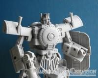 Transformers News: Knight Morpher (HOS) Poster