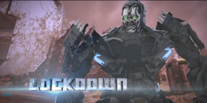 Transformers News: Transformers: Rise of the Dark Spark Character Trailer: Lockdown (Possible Spoiler)