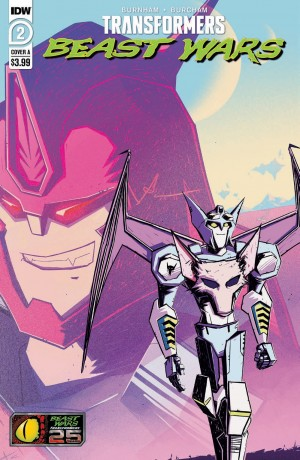 Five Page Preview of IDW Beast Wars #2
