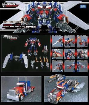 Transformers News: ROBOTKINGDOM.COM Newsletter #1260