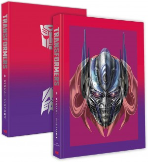 Transformers News: Viz Media Reveals Sizzle Trailer for Transformers: A Visual History