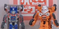 Transformers News: Takara Tomy BeCool Videos