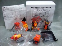 Transformers News: New Images of Jizai Toys Nano Scale Predaking