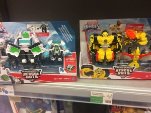 Transformers News: Transformers: Rescue Bots Sightings in Australia - Flip-Changers, Multipacks, and More
