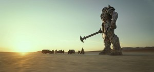 Transformers News: New Image Of Megatron From - Transformers: The Last Knight