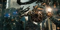 "Transformers News: Transformers Dark of the Moon Home Release TV Spot ""Flying"""
