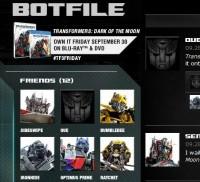 Botfile: Cybertronian Social Network