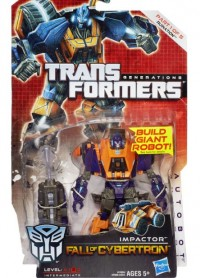 Transformers News: New Images of Generations Wave 4 Deluxe Ruination Figures