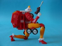 Transformers News: Image of Third Party MGT-02 Firestar