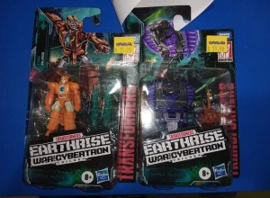 Transformers Earthrise Wave 2 Battlemasters Found in Australian Retail