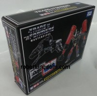 Transformers News: In-Package Images: Takara Tomy Transformers Masterpice MP-15 Rumble & Jaguar, Arms Micron AM-33 Final Battle Megatron & AM-34 Jet Vehicon General, Generations Wave 3