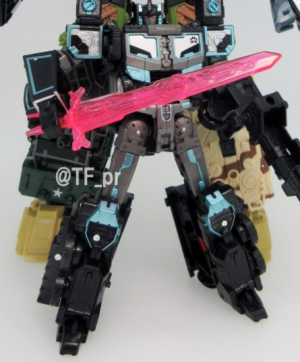 More Images of Takara Tomy's Black Convoy