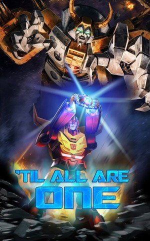 """Transformers: Legends """"Til All Are One"""""""