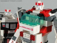 New Transformers Kre-O Galleries: Prowl and Ratchet