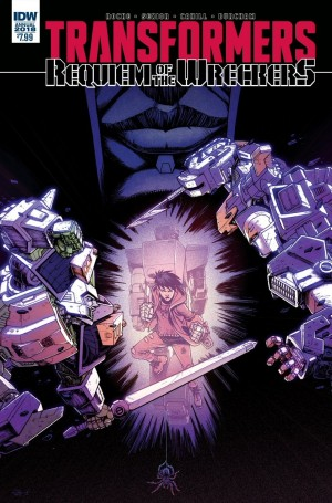 iTunes Preview for IDW Transformers: Requiem of the Wreckers One-Shot